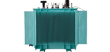 Oil immersed type transformer