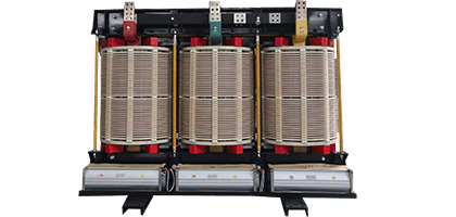 Non encapsulated Dry type transformer