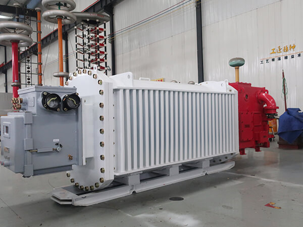 500kva explosion proof substation