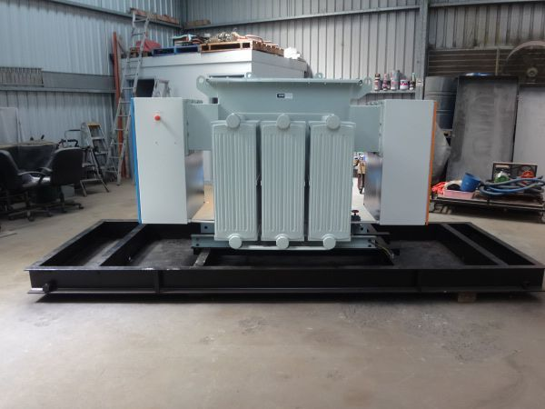 KS- Mineral oil immersed transformer