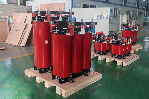 Cast resin dry type transformers delivery