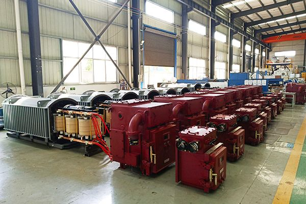 Flame-proof transformers delivery to Uzbekistan